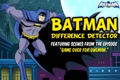 Batman Difference