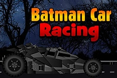 Batman Car Racing