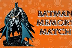 Batman Memory Match