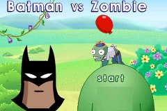 Batman Vs Zombie