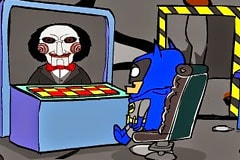 Batman Saw Escape Game