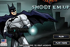 Batman Shoot Em Up