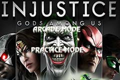 Injustice Gods Among Us - Flash version of PlayStation Batman Game