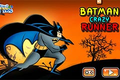 Batman Crazy Runner