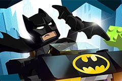 Lego DC Mighty Micros Game