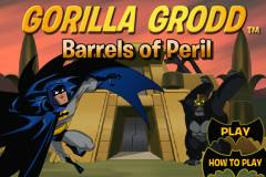 Batman Barrels Of Peril