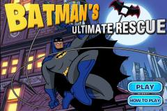 Batman Ultimate Rescue