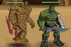 Hulk Gladiators