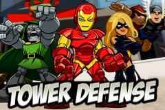 Iron Man 2 Stark Tower Defense