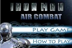 Iron Man Air Combat