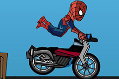 Spiderman Combo Rider