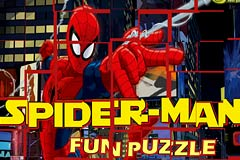 Spiderman Fun Puzzle