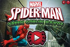 Spiderman Vs Green Goblin Havoc
