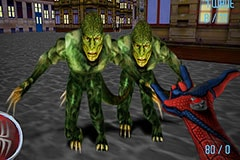 Spiderman VS Lizard Clones