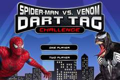 Spiderman versus Venom