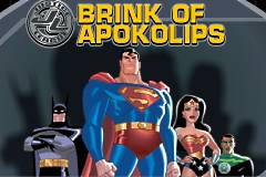Justice League Brink of Apokolips