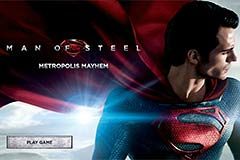 Man Of Steel Metropolis Mayhem