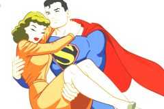 Superman and Lois Color