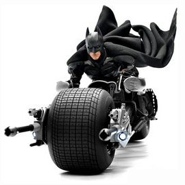 Batman The Dark Night Bike