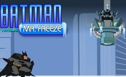 Batman vs Mr Freeze image