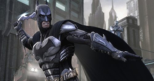 Batman Injustice image