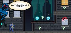 Batman Rooftop Caper game image