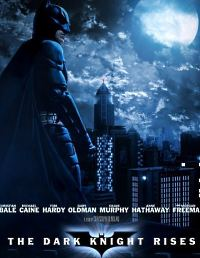 Upcoming movie: The Dark Night Rises