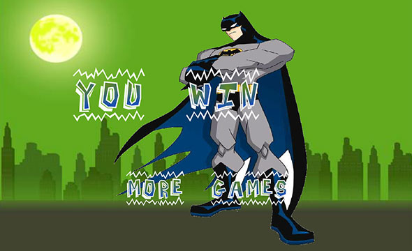 Batman Dark Jump: You Win!