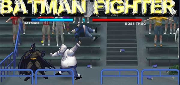 Batman Fighter: Boss Thug