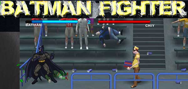 Batman Fighter: Chyi