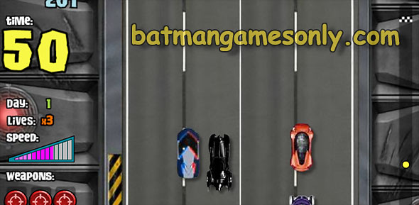 image of race from Batman Madness 2