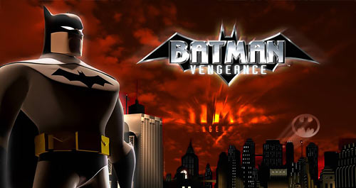 image of Batman Vengeance poster