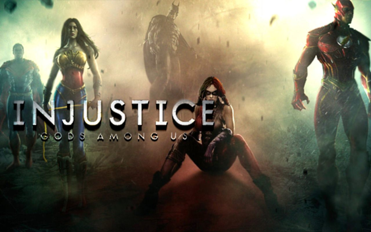 Injustice gods among us wallpapers batmangamesonly voltagebd Image collections